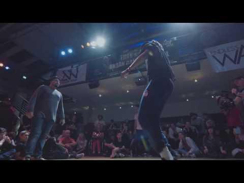 Sej vs J-Robin - MUSICOLOGY - 1/4 Final (FUNK)