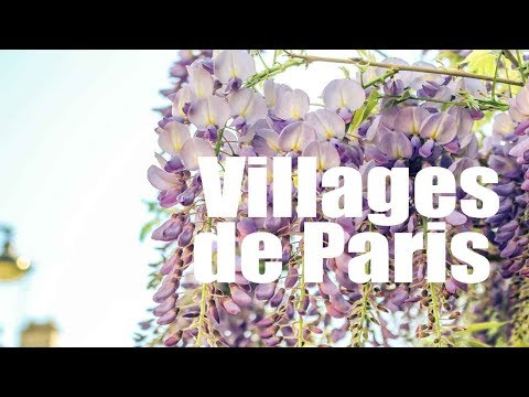 Villages of Paris : Rive Gauche, Unknown Paris, Paris Secret  | Canon HD |  Virtual Trip