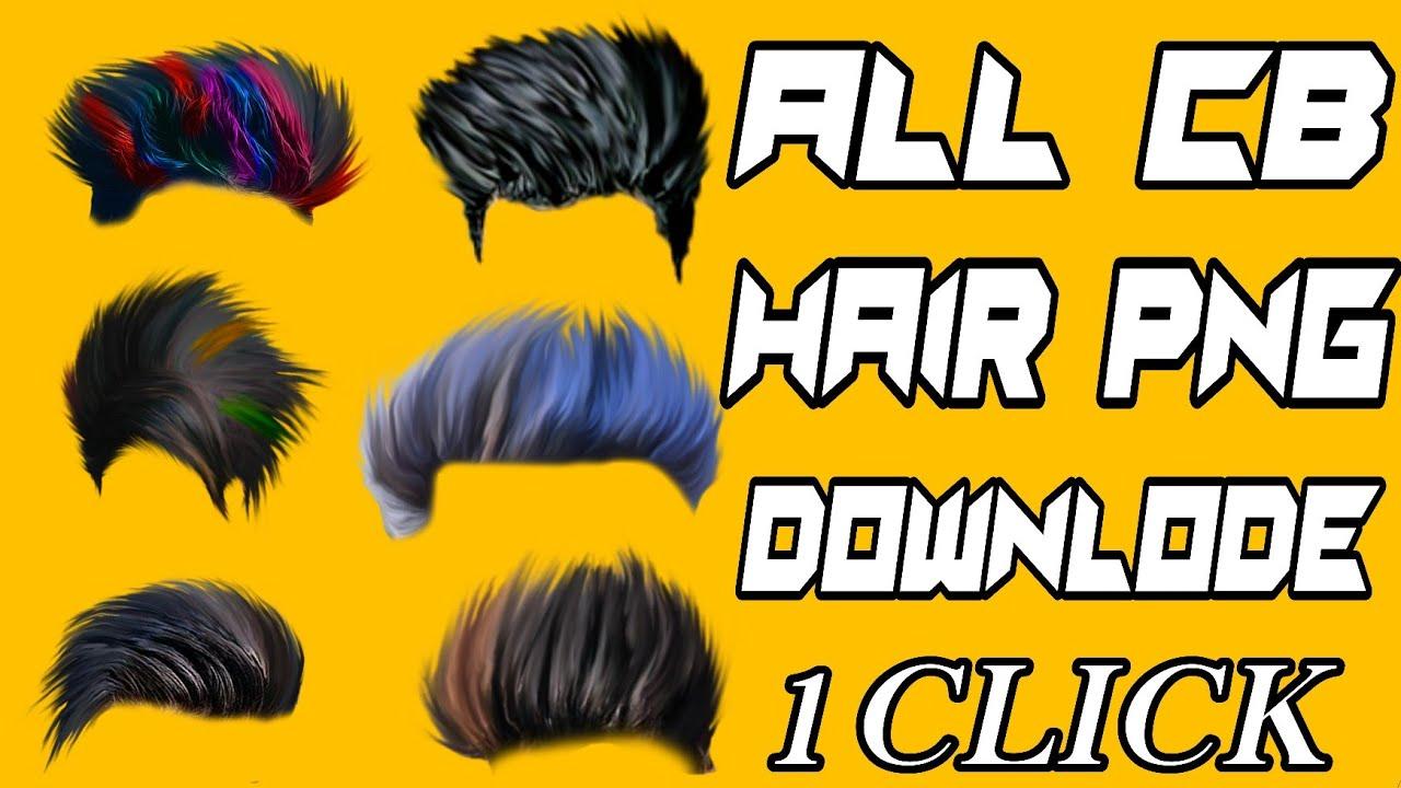 Hair Png Downlode 1 Click Hair Png Zip File Downlode How To Make