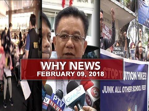 UNTV: Why News (February 09, 2018)