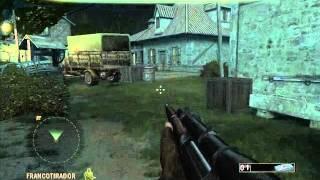 Commando Strike Force Mision 1 - Tras las lineas enemigas.
