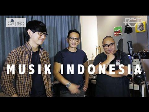 MUSIK INDONESIA - Eka Gustiwana, Yosi Cameo, Saykoji