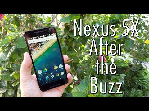 Nexus 5X After the Buzz: Too many compromises?