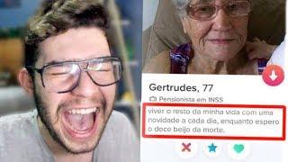 ELA TEM 77 ANOS E QUER UM NAMORADO(A).