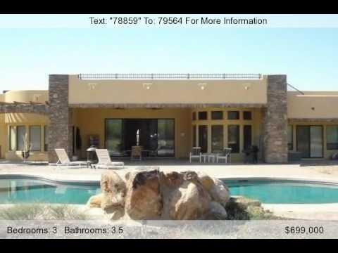 10630 E. CACTUS VIEW CIR, GOLD CANYON, AZ 85118