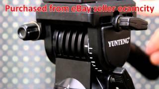 Leaking eBay YT950 Video Head