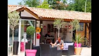 Camping Les Ourmes Hourtin  Gironde  VIDEO 2