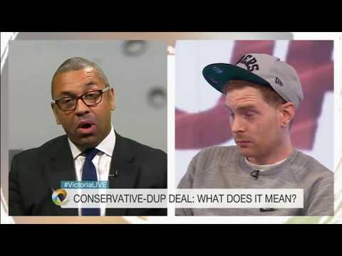 GE2017 fallout: James Cleverly takes a beating over the Tory DUP bribery deal
