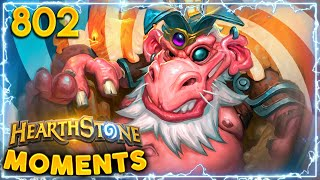 Want To Fatigue A Hunter? Just Play Togwaggle | Hearthstone Daily Moments Ep.802