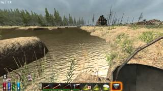 7 Days To Die Buckets and Water