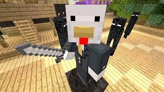 Minecraft Xbox - Sky Den - So Many Endermen (87)