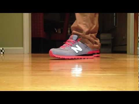 New Balance 574 Infrared Review + On Feet