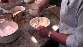 3 Layer Jello Salad W/recipe Pt 1 Of 2