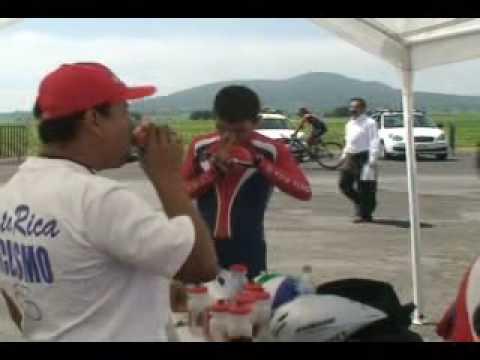 Contra-Reloj - Panamericano de Ciclismo de Pista y Ruta, México 2009