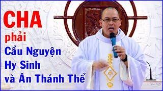 Bài giảng lễ tạ ơn - Tân Linh mục Phêrô Nguyễn Quốc Phong - Giáo xứ Hà Nội