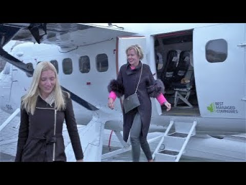 Aftermovie zakenreis Canada Elske Doets Young Lady Business Academy