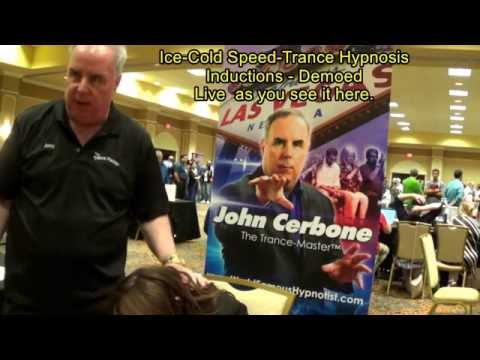 John Cerbone's Speed Trance Induction of the week – 32
