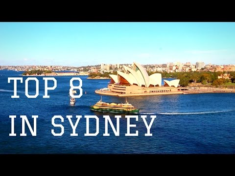 TOP 8 Things To Do in Sydney With Kids | Family Vlog