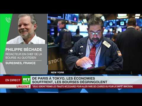 Philippe Béchade: «Nous venons de changer de monde»
