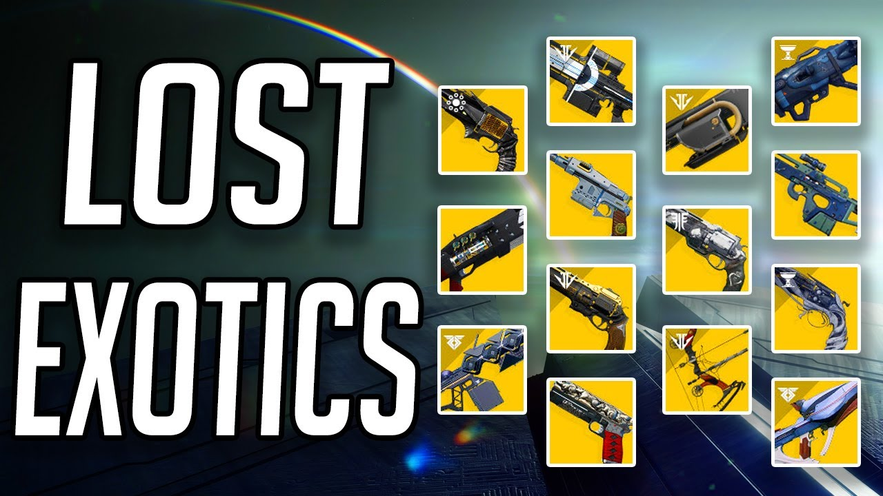 Here are the new Exotics in Destiny 2: Beyond Light