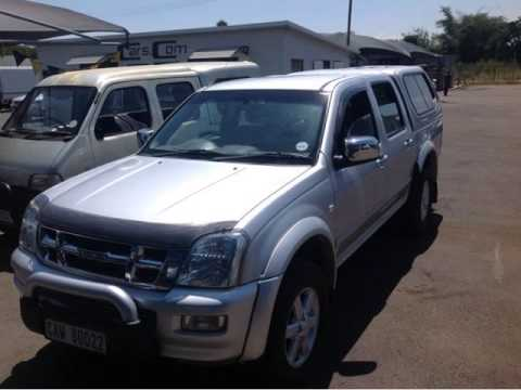 2005 ISUZU KB SERIES KB300 LX D/CAB  Auto For Sale On Auto Trader South Africa