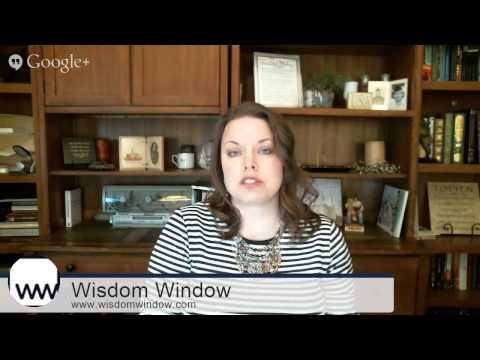 8 Steps to Create Your Online Course with Wisdom Window