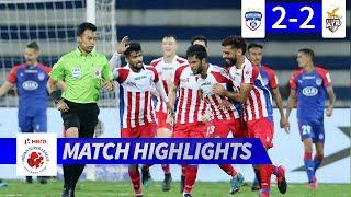 Bengaluru FC 2-2 ATK FC - Match 88 Highlights | Hero ISL 2019-20