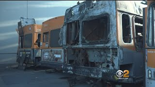 Major Mechanical Issues Pose A Threat To MTA Bus Safety