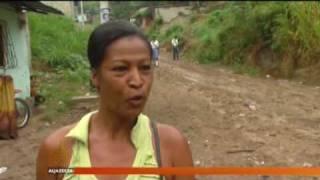 Afro-Ecuadorians battle against racism 23 Apr 09
