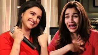 Parineeti Chopra REACTS on Alia Bhatt's Genius of the Year VIDEO