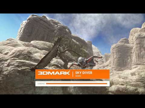 Energy Saver Mini PC 3DMark 2014 Performance Test