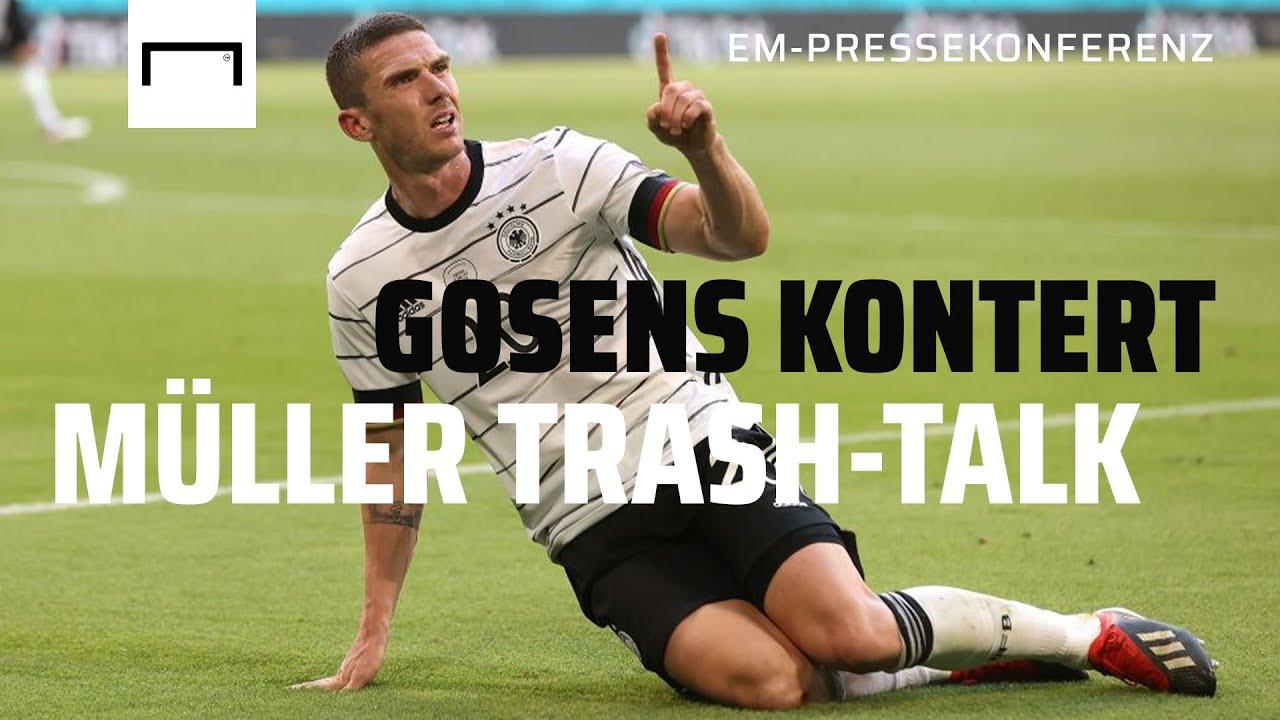 Müller stichelt, doch Gosens kontert einfach genial