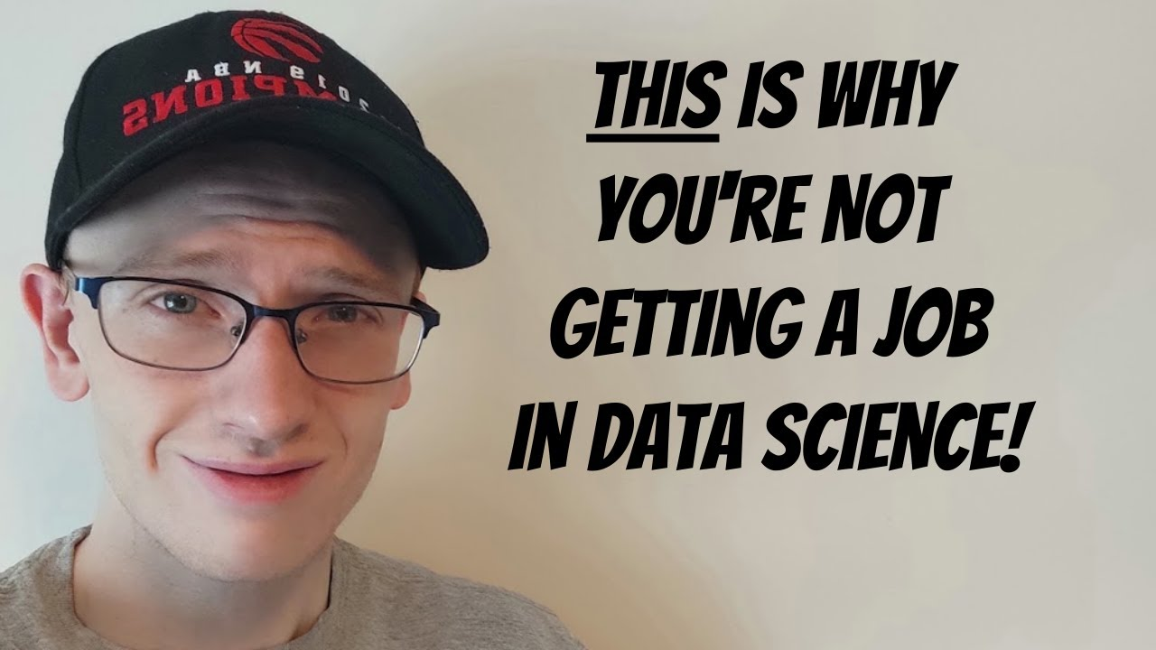The Reason You're Not Getting A Data Science Job!