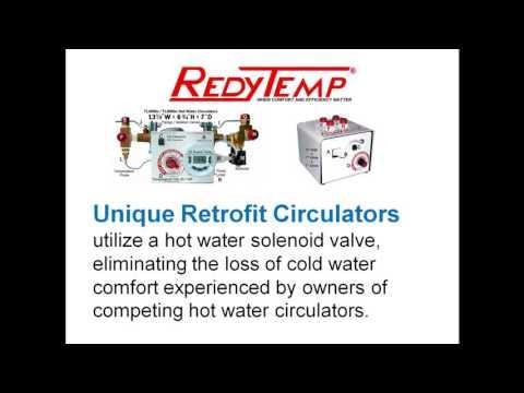 Efficient Hot Water Circulation