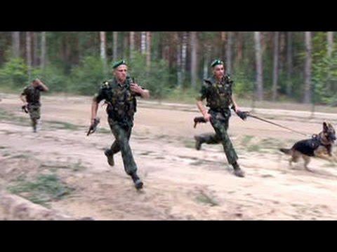 Белоруссия усиливает охрану границы с Украиной