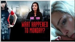 WHAT HAPPENED TO MONDAY Explained in Hindi By Parul || Netflix Movie Thumb