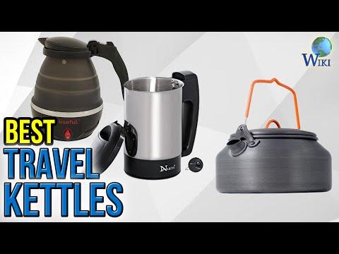8 Best Travel Kettles 2017