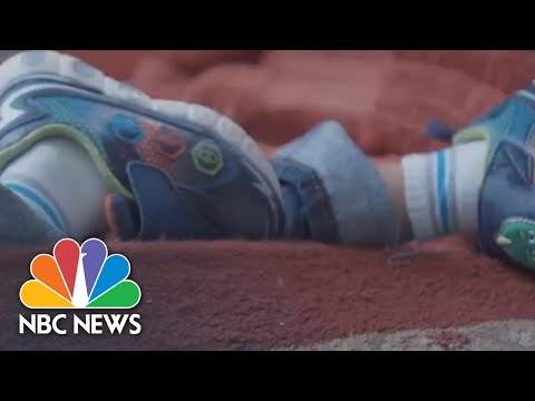 Jose Was Reunited With His Son, But The 3-Year-Old Is Learning To Trust Him Again | NBC News