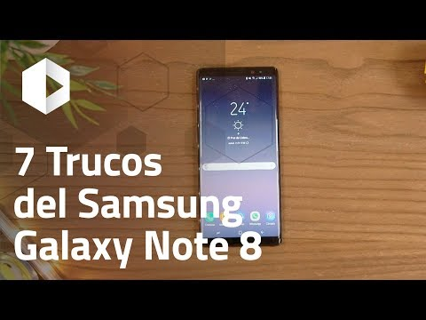 7 TRUCOS Samsung Galaxy Note 8. ¡Exprímelo al máximo!