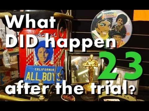 """What DID happen (to MJ) after the trial? Pt 23 """"More about Juliens and Vaccaro"""" (alt. upload!)"""