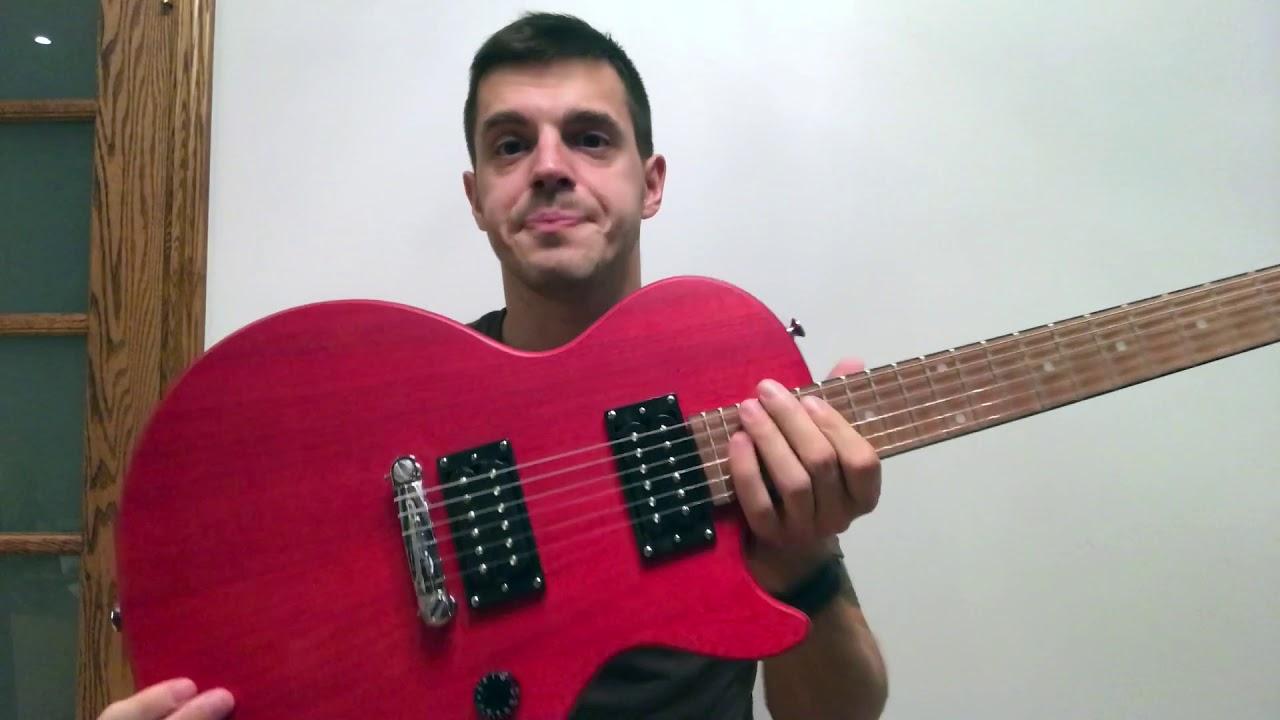 Guitare Epiphone Les Paul: modèle réputé à petit prix