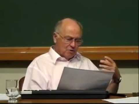 Michael Atiyah, From Quantum Physics to Number Theory