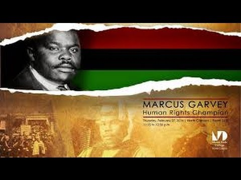 TRIBUTE TO MARCUS GARVEY '' THE CONCERT '' COMING SOON !!!