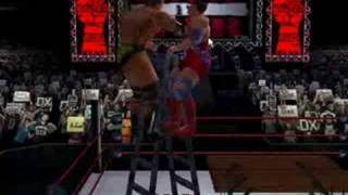 wwf no mercy to the extreme 1 remake
