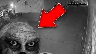 Download 5 паранормальных вещей, заснятых камерами безопасности Часть 2 Mp3 and Videos