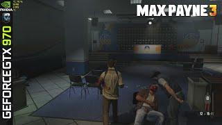Max Payne 3 Max Settings (MSAA 4x) - Alienware X51 GTX 970 SC