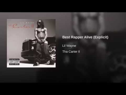 Best Rapper A Explicit