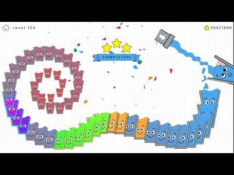 Happy Glass 3 Stars ( Level 116 - 145 ) + Happy Glass Daily Challenge Gameplay Walkthrough