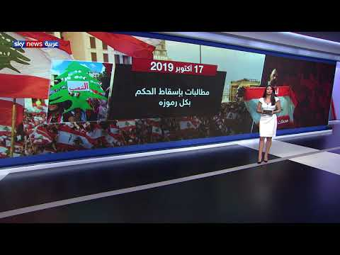 محطات من الحراك اللبناني  - نشر قبل 45 دقيقة