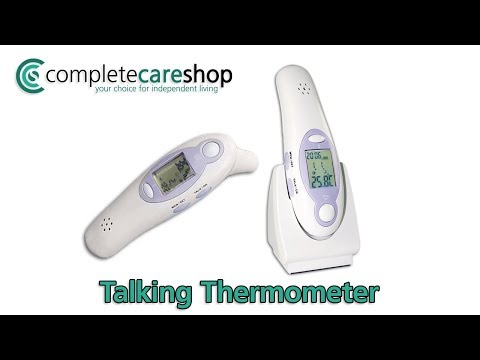 Talking Ear-forehead Thermometer 3